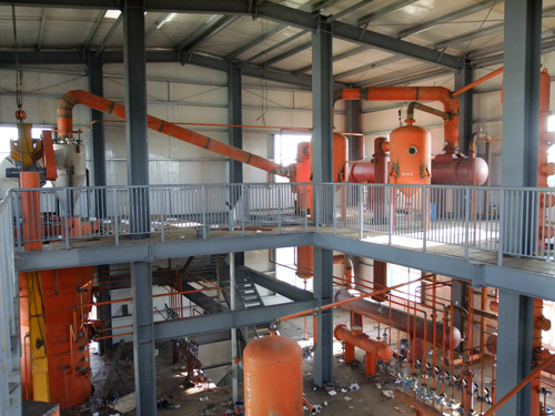 groundnut oil extraction plant and machinery