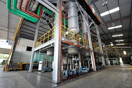 turnkey project oil extraction plant